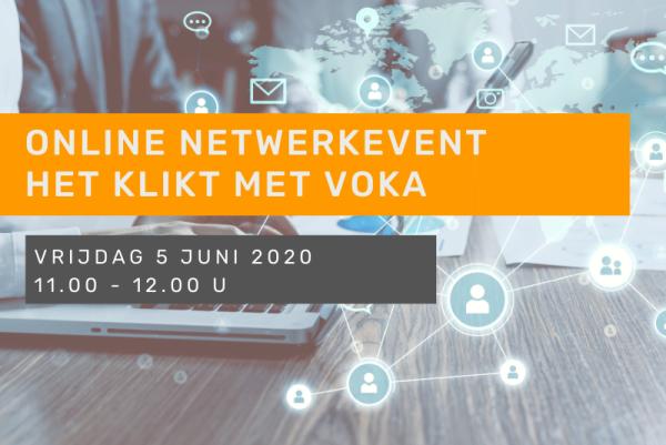 Online netwerken: Het klikt met Voka
