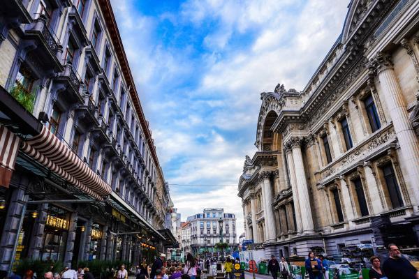 Brussels gewest investeert in relance