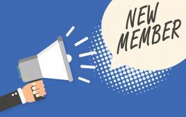 Nieuwe leden in de kijker - mei