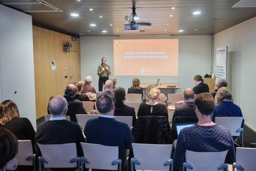 Voka Vlaams-Brabant inspireert kmo's met tweede duurzaamheidsverslag