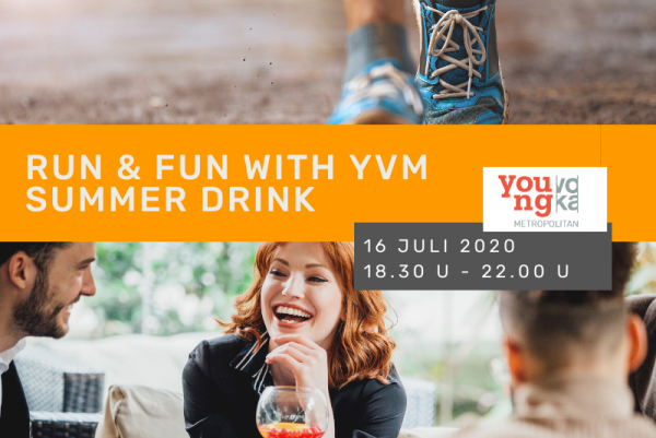 Run & Fun with YVM – Summer drink
