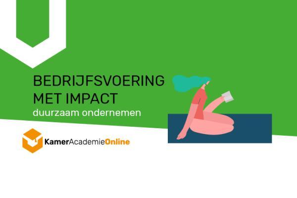 Duurzaam ondernemen online
