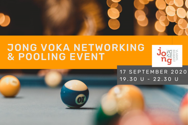 Jong Voka Networking & Pooling event