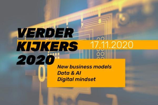 Voka Vlaams-Brabant richt zich tot de kmo van de toekomst met online editie Verderkijkers 2020