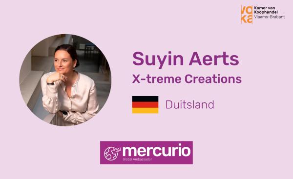 Suyin Aerts