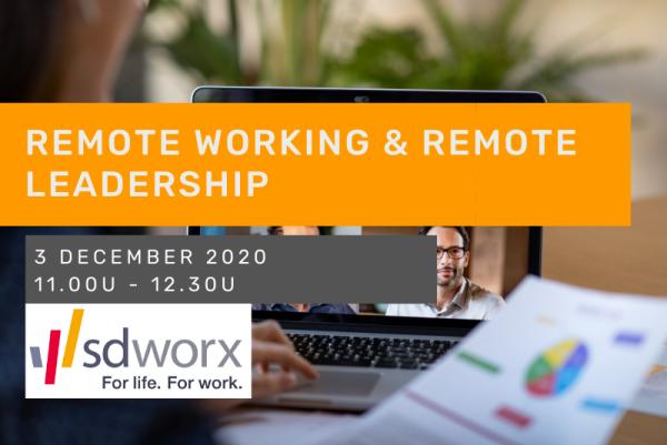 Remote leadership & remote working
