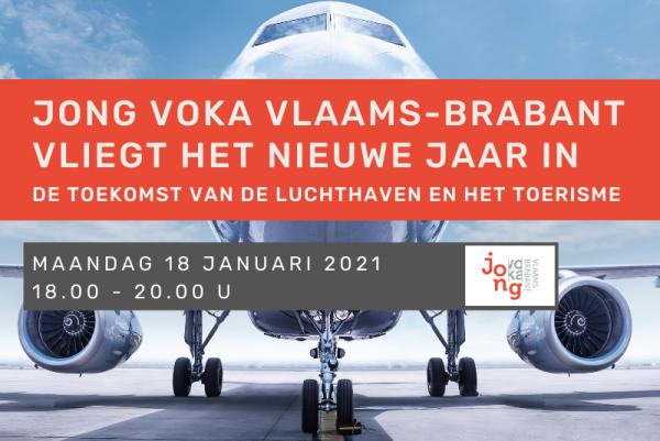 Jong Voka Vlaams-Brabant vliegt het nieuwe jaar in