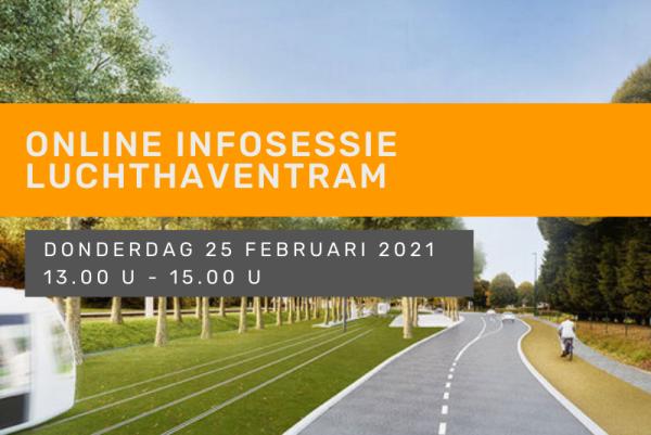 Online infosessie Luchthaventram