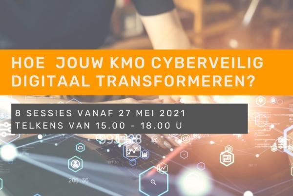 cyberveilig digitaal transformeren