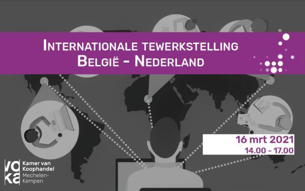 Internationale tewerkstelling België - Nederland