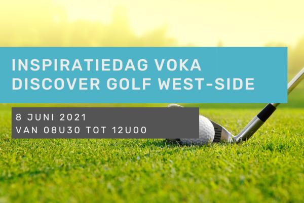 Inspiratiedag Voka Discover Golf West-Side