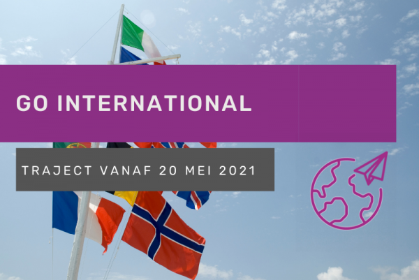 Go International met Voka