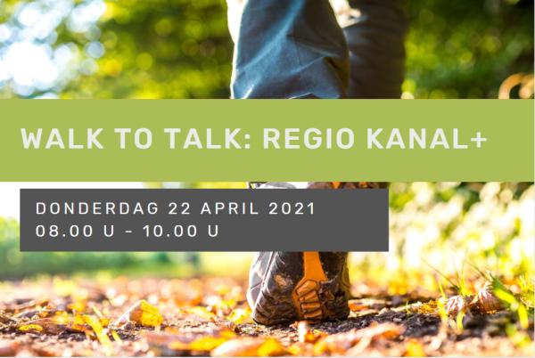 Walk to Talk: Regio Kanal+