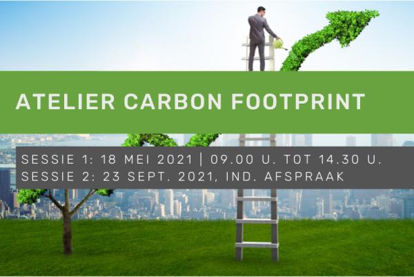 Atelier carbon footprint