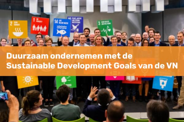 Voka Opleiding Duurzaam ondernemen met de Sustainable Development Goals van de VN
