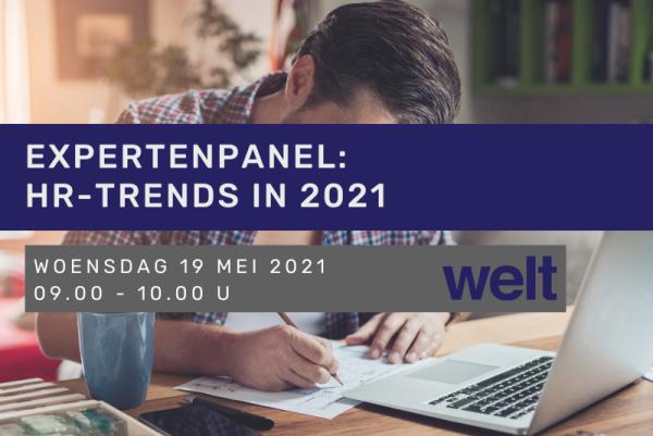 Expertenpanel: HR-trends 2021
