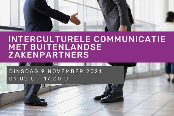 Interculturele communicatie met buitenlandse zakenpartners