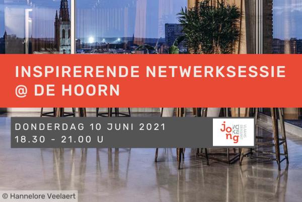 Jong Voka Vlaams-Brabant: inspirerende netwerksessie @ De Hoorn