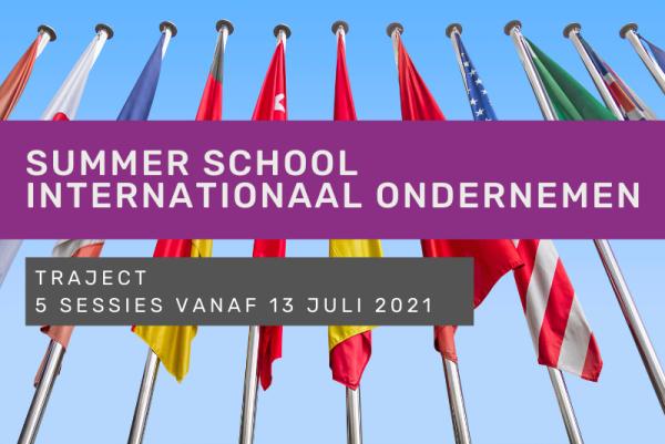 Summer School Internationaal Ondernemen