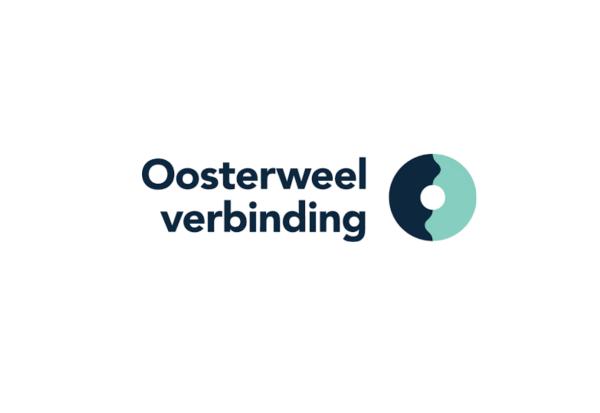 Logo Oosterweel verbinding wegenwerken