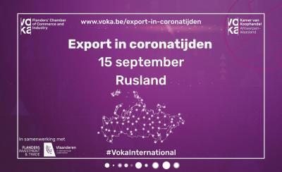 Export in coronatijden: Rusland