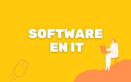 Logo softwaren en IT