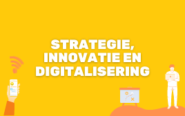 Logo strategie innovatie en digitalisering