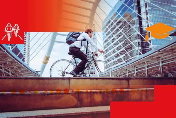Inspiratie voor een fietsvriendelijk beleid