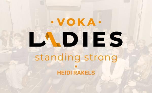 Voka Ladies: Heidi Rakels