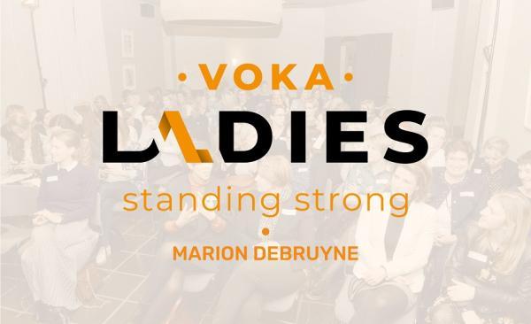 Voka Ladies Marion Debruyne