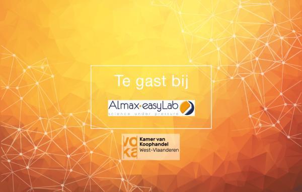 Te gast bij Almax easyLab