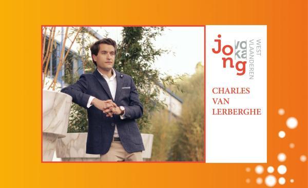 """Charles Van Lerberghe: """"Leerrijk om te zien hoe andere bedrijven challenges aanpakken"""""""