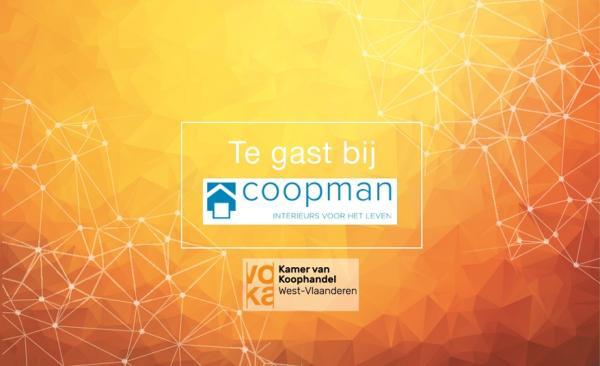 Te gast bij Coopman Interieur