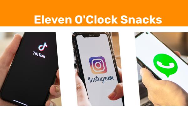 eleven o'clock