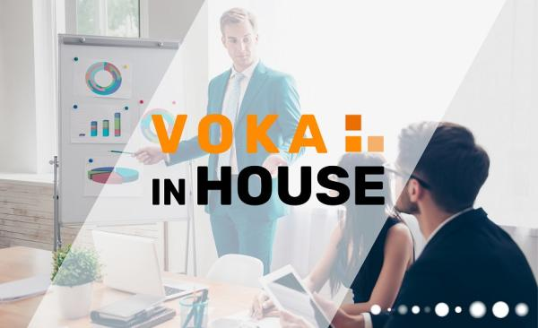 Voka In House: Presenteren met impact