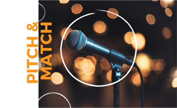 Pitch & Match - 3 december
