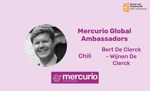 Mercurio Global Ambassadors: Chili