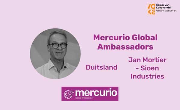 Mercurio Global Ambassadors: Duitsland