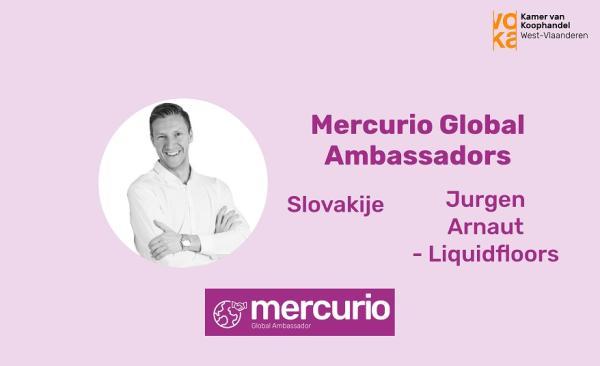 Mercurio Global Ambassadors: Slovakije