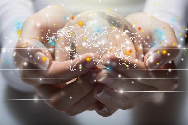International Growth Talks in virtual showroom van European Spinning Group & #hackyourjeans (AIF)