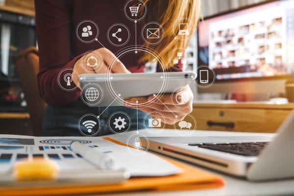 Lab: Digitalisering van sales en marketing - Digitools succesvol inzetten door middel van design thinking