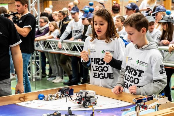 FIRST LEGO League regiofinale