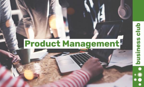 Business Club Product Management 2020