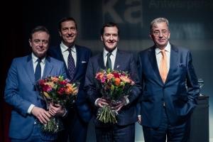 Als minister van Financiën in de regering Cameron was Osborne sleutelfiguur én bevoorrechte getuige van het brexit-referendum