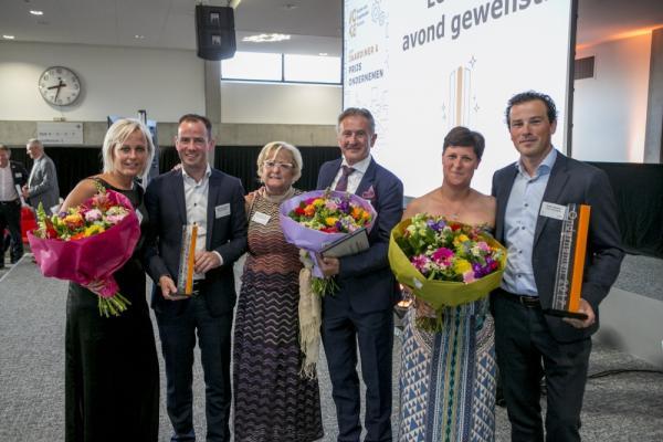 De Prijs Ondernemen 2017 is voor Limar Chocolates
