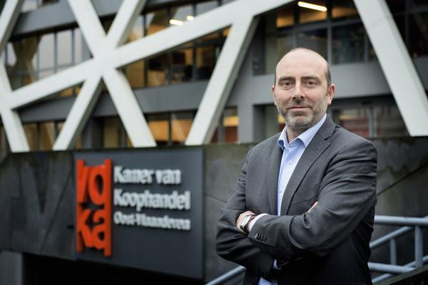 Philippe Lorrez versterkt managementteam bij Voka Oost-Vlaanderen