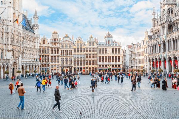 Fusie Brussel