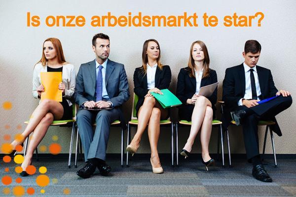 Arbeidsmarkt te star?