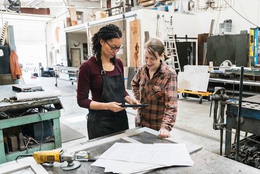 Diversiteit op de werkvloer bij Duo for a JOB