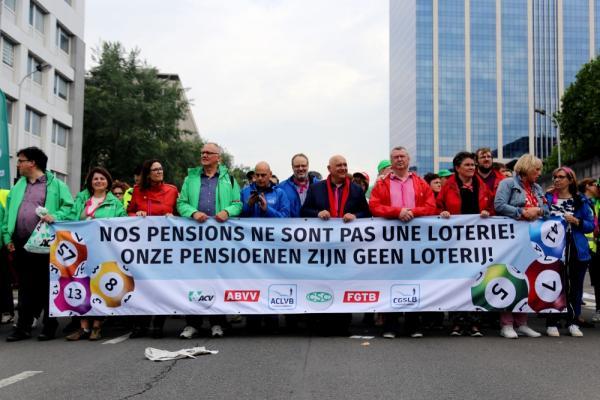 Pensioenen zijn geen loterij